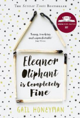 Omslag - Eleanor Oliphant is Completely Fine