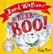 The Bear Who Went Boo! av David Walliams (Blandet mediaprodukt)