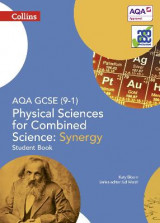 Omslag - AQA GCSE Physical Sciences for Combined Science: Synergy 9-1 Student Book
