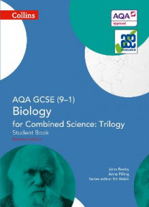 AQA GCSE Biology for Combined Science: Trilogy 9-1 Student Book av John Beeby og Anne Pilling (Heftet)