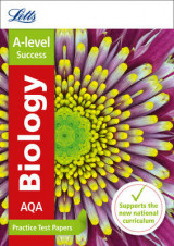 Omslag - AQA A-level Biology Practice Test Papers