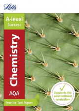 Omslag - AQA A-Level Chemistry Practice Test Papers