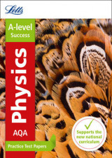 Omslag - AQA A-Level Physics Practice Test Papers