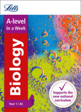 Omslag - A-Level Biology Year 1 (and AS) in a Week: Year 1/AS