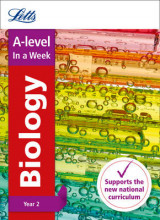 Omslag - A-Level Biology Year 2 in a Week: Year 2
