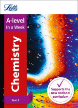 Omslag - A-Level Chemistry Year 2 in a Week: Year 2