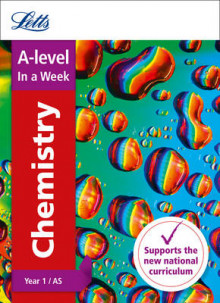 A-Level Chemistry Year 1 (and AS) in a Week: Year 1/AS av Collins UK (Heftet)