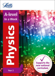 A-Level Physics Year 2 in a Week av Collins UK (Heftet)