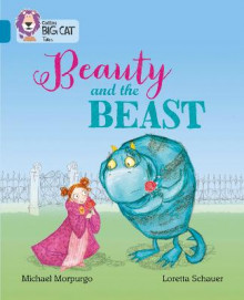 Collins Big Cat: Beauty and the Beast: Band 13/Topaz av Michael Morpurgo (Heftet)