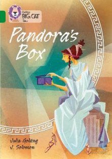 Collins Big Cat: Pandora's Box: Band 15/Emerald av Julia Golding (Heftet)