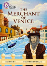 Omslag - Collins Big Cat: The Merchant of Venice: Band 16/Sapphire
