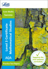 Omslag - AQA Certificate Level 3 Mathematical Studies: Practice Test Papers