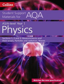 AQA A level Physics Year 1 & AS Sections 1, 2 and 3 av Dave Kelly (Heftet)