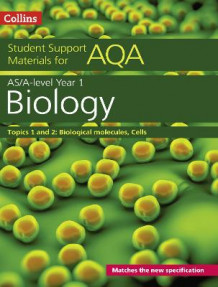 AQA A Level Biology Year 1 & AS Topics 1 and 2 av Mike Boyle (Heftet)
