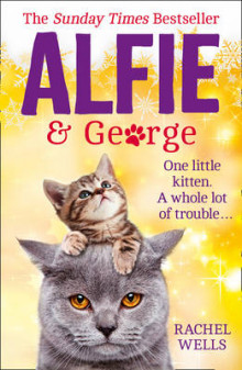Alfie and George av Rachel Wells (Innbundet)