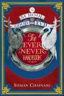 The Ever Never Handbook av Soman Chainani (Heftet)