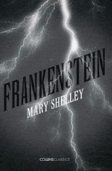 Collins Classics - Frankenstein av Mary Shelley (Heftet)