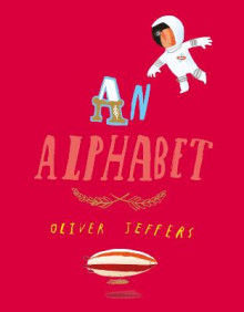 An Alphabet av Oliver Jeffers (Pappbok)