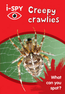 Collins Michelin i-SPY Guides: i-SPY Creepy crawlies: What Can You Spot? av i-SPY (Heftet)