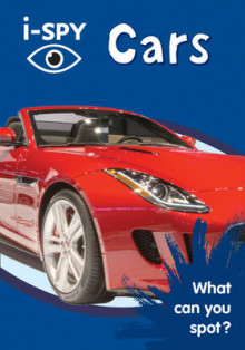 Collins Michelin i-SPY Guides: i-SPY Cars: What Can You Spot? av i-SPY (Heftet)