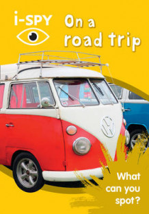 Collins Michelin i-SPY Guides: i-SPY on a Road Trip: What Can You Spot? av i-SPY (Heftet)