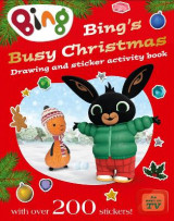 Omslag - Bing's Busy Christmas