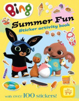 Omslag - Bing's Summer Fun Activity Book