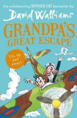 Omslag - Grandpas great escape