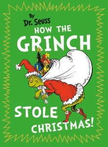 Dr. Seuss: How The Grinch Stole Christmas! av Dr. Seuss (Innbundet)