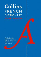 Omslag - Collins Pocket French Dictionary [Eighth Edition]