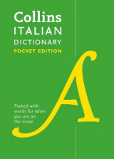Omslag - Collins Italian Dictionary: Collins Italian Dictionary