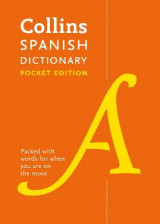 Omslag - Collins Spanish Dictionary: Collins Spanish Dictionary