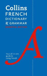 Omslag - Collins Dictionary and Grammar: Collins French Dictionary and Grammar