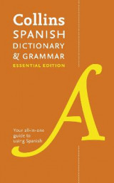 Omslag - Collins Dictionary and Grammar: Collins Spanish Dictionary and Grammar