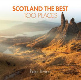 Omslag - Scotland the Best 100 Places