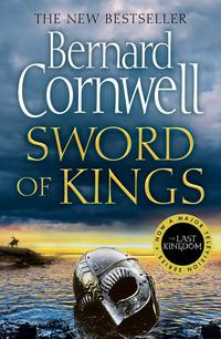 Sword of kings av Bernard Cornwell (Heftet)