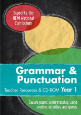Omslag - Ready, Steady, Practise!: Year 1 Grammar and Punctuation Teacher Resources with CD-ROM: English KS1