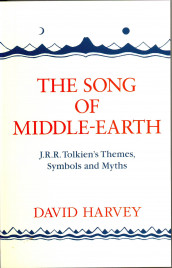 The Song of Middle-earth av David Harvey (Heftet)