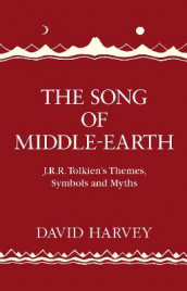 The Song of Middle-earth av David Harvey (Innbundet)