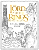 The Lord of the Rings Movie Trilogy Colouring Book av Warner Brothers og J. R. R. Tolkien (Heftet)