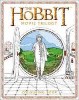 Omslag - The Hobbit Movie Trilogy Colouring Book