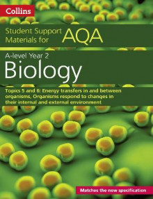 AQA A Level Biology Year 2 Topics 5 and 6 av Mike Boyle (Heftet)