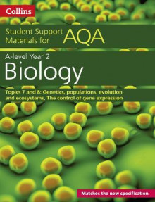 AQA A Level Biology Year 2 Topics 7 and 8 av Mike Boyle (Heftet)