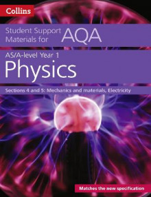 AQA A level Physics Year 1 & AS Sections 4 and 5 av Dave Kelly (Heftet)