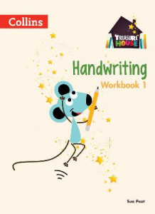 Handwriting Workbook 1 (Heftet)