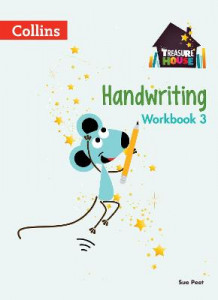 Handwriting Workbook 3 (Heftet)