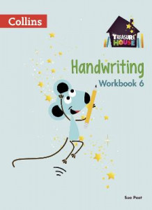 Handwriting Workbook 6 (Heftet)
