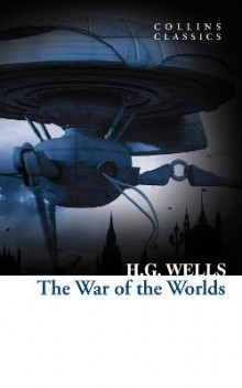 The War of the Worlds av H. G. Wells (Heftet)