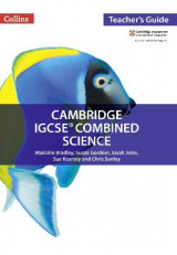 Omslag - Cambridge IGCSE Combined Science Teacher Guide