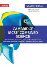 Omslag - Cambridge IGCSE Combined Science Student Book